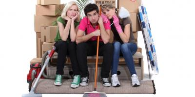 Moving Out? 3 Areas to Clean Before Handing Over the Keys, Anderson, Ohio