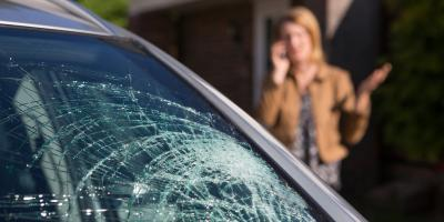 What Is the Difference Between Windshield Chipping & Pitting?, Cincinnati, Ohio