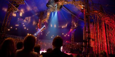 7 Fun Facts About the Inimitable Cirque Du Soleil, Robertsville, New Jersey