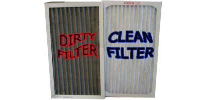 It's been sooo cold out and our heating systems are cranking!! When is the last time you changed your air filter?? , Forked River, New Jersey