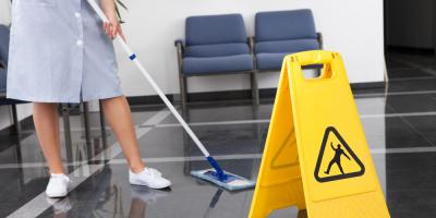 How a Commercial Cleaning Service Keeps Your Building Safer, Omaha, Nebraska