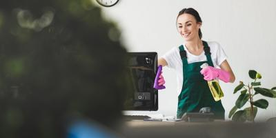 3 Reasons Your Office Should Use Green Cleaning Products, New Haven, Connecticut