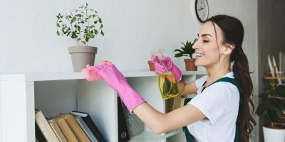 3 House Cleaning Etiquette Tips, Middletown, New Jersey