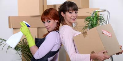 Why You Should Consider a Move-in Cleaning Service, New Haven, Connecticut