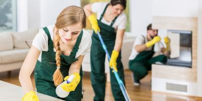 3 Benefits of Hiring a Cleaning Service for Spring, New Haven, Connecticut