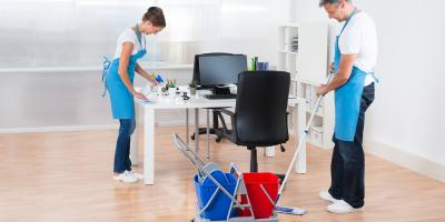 What to Look for in an Office Cleaning Service, Waterbury, Connecticut