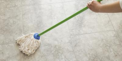 How to Keep Your Tile Floors Sparkling Clean, Somerset, Kentucky