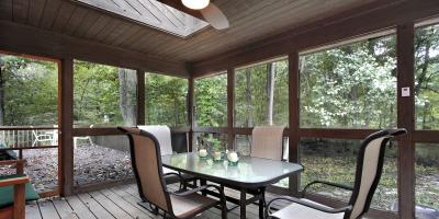 4 Benefits of Screened Patios & Porches, Safety Harbor, Florida