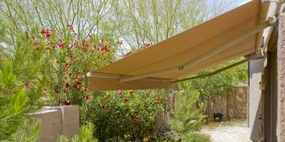 Retractable Awnings: 4 FAQs, Cleveland, Tennessee