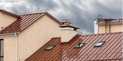 How to Properly Maintain Your Metal Roofing, Cleves, Ohio