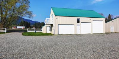 How to Care for Your Gravel Driveway, Eagle, Ohio