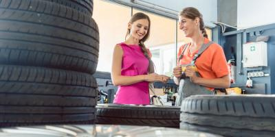 3 Tips for Buying Used Tires, Whitewater, Ohio