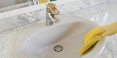 3 Porcelain Sink Cleaning Tips, Clinton, Connecticut