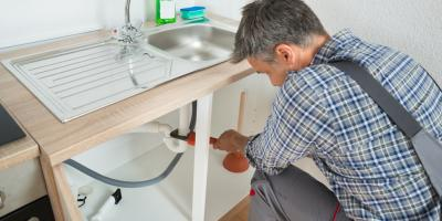 3 Disastrous Risks of a Clogged Drain, Norwalk, Connecticut