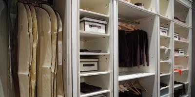 7 Must-Try Tricks for Organizing Your Walk-In Closet , Columbia, Missouri