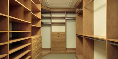 How a Closet System Improves the Value of Your Home, Columbia, Missouri