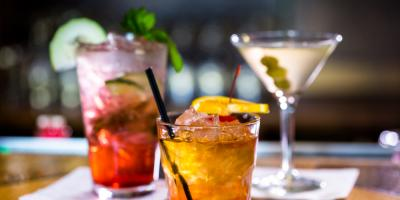 3 Diet-Friendly Drinks From Your Local Cocktail Bar, Kalispell, Montana