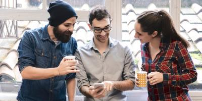 Why Should You Follow the Coffee Bean & Tea Leaf on Social Media?, Torrance, California