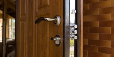 What Should I Look for When Buying a Front Door Lock?, New Haven, Connecticut