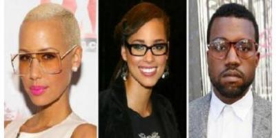 Celebrity Trends of 2012: High-Quality Glasses on Celebs , Manhattan, New York