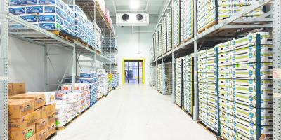 Warehouse Storage | Hialeah, FL | EuroFreezer Cold Storage