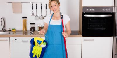 Top 4 Benefits of Hiring Professional House Cleaners, ,