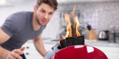 3 Surprising Sources of House Fires, Colorado Springs, Colorado