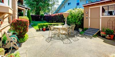 4 Tips for Maintaining Your Concrete Patio, Kalifornsky, Alaska