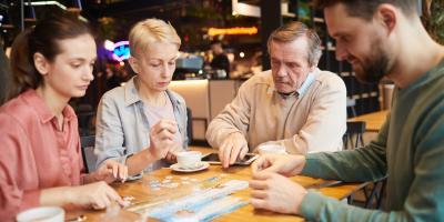 3 Games to Play With Seniors to Improve Their Memory, Rocky Fork, Missouri