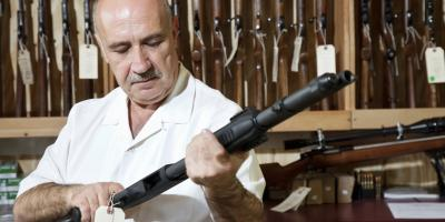 The Do's & Don'ts of Gun Store Etiquette, Columbia, Illinois