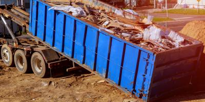 4 Tips for Keeping a Roll-Off Dumpster Safe, Katy, Missouri