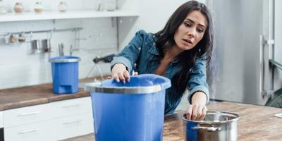 3 Steps to Take if Your Roof Is Leaking, Columbia, Missouri