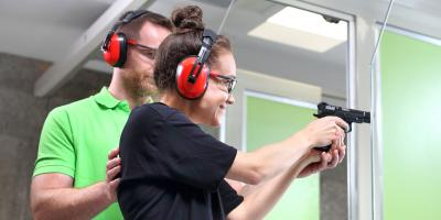 3 Safety Tips for Your First Time at a Gun Range, Columbia, Illinois