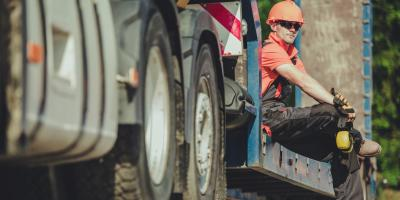 4 Benefits of Becoming a Truck Driver, Columbia, Ohio
