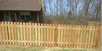 3 Winter Care Tips for Wood Fences, Columbia, Missouri