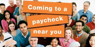 Coming to a Paycheck Near You, Mountain Home, Arkansas