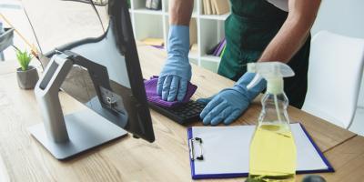 How to Maintain Office Germs, Honolulu, Hawaii