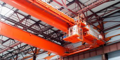 Why You Should Use Orange for Commercial Painting Jobs Involving Steel, Katy, Texas