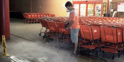 Ring in the New Year With Commercial Power Washing & a Beautiful Storefront , Ewa, Hawaii