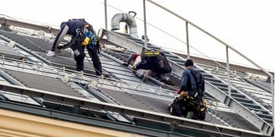 Why It's Important to Hire a Commercial Roofing Contractor for Maintenance, Kihei, Hawaii