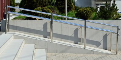 How to Make Sure Your Business Is Compliant With ADA Handrail Requirements, Dothan, Alabama