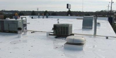 4 Key Advantages of Flat Roofs, Winston, North Carolina