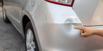 What Are the Common Causes of Auto Dents? , Covington, Kentucky
