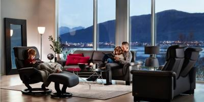 Why a Stressless® Recliner Is the Perfect Addition to Your Living Room, Symmes, Ohio