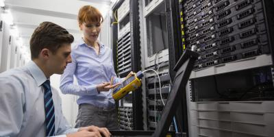 4 Don'ts When It Comes to Running Computer Network & Server Cables, Fort Dodge, Iowa
