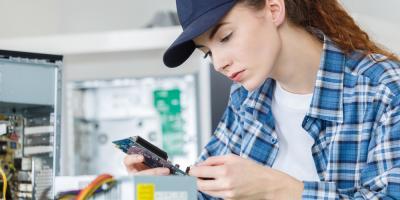 3 Benefits of a Career in Computer Repair, Fairbanks, Alaska