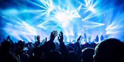 How to Prevent Sensory Overload From Concert Lighting, Batavia, New York