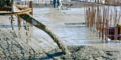 What's the Difference Between Cement & Concrete?, Butler, Kentucky