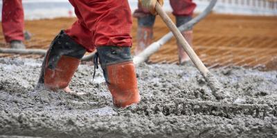 4 Benefits of Ready-Mix Concrete, O'Fallon, Missouri