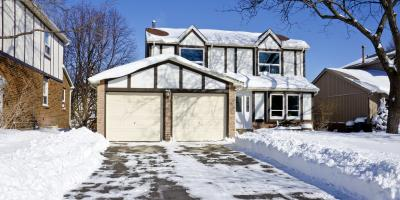 3 Causes of Concrete Damage During Winter, Wallingford Center, Connecticut